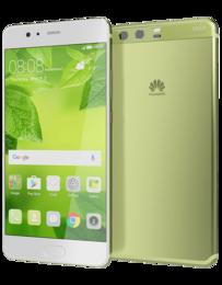 Huawei P10 Plus Grön
