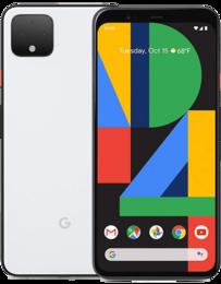 Google Pixel 4 XL Vit