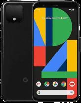 Google Pixel 4 Svart