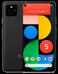 Google Pixel 5 Svart