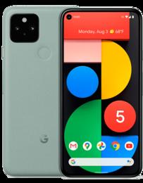 Google Pixel 5 Grön