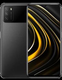 Xiaomi Poco M3 Svart