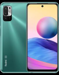 Xiaomi Redmi Note 10 5G Grön