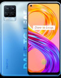Realme 8 Pro Blå