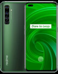 Realme X50 Pro 5G Grön