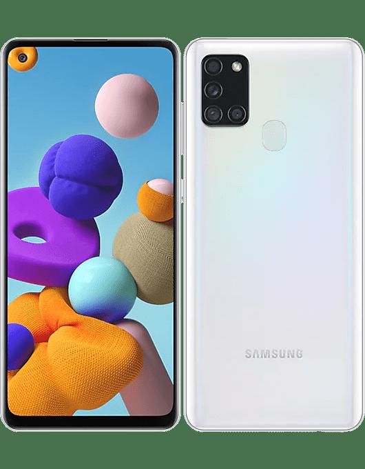 Samsung Galaxy A21S Vit