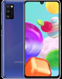 Samsung Galaxy A41 Blå