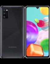 Samsung Galaxy A41 Svart