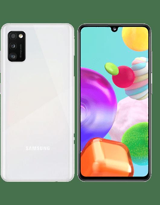 Samsung Galaxy A41 Vit