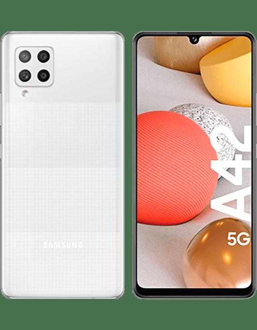 Samsung Galaxy A42 Vit