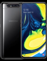 Samsung Galaxy A80 Svart