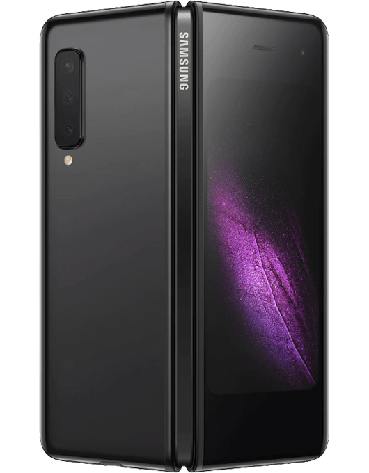 Samsung Galaxy Fold Cosmic black