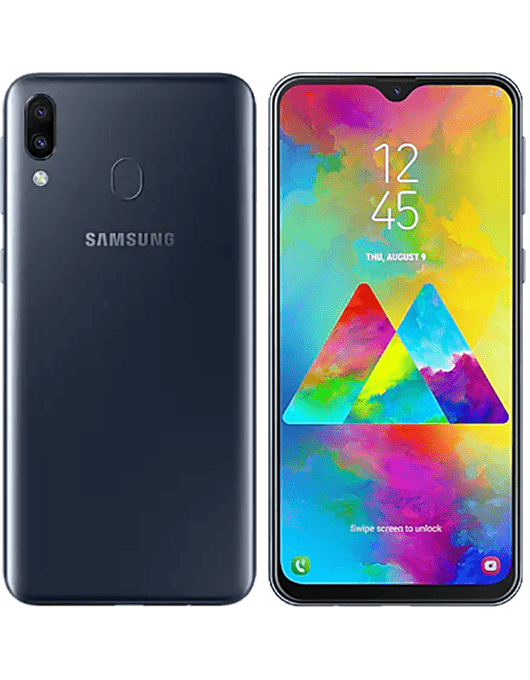 Samsung Galaxy M20 Charcoal black