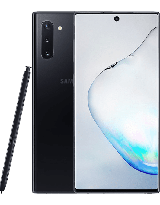 Samsung Galaxy Note 10 Aura Black