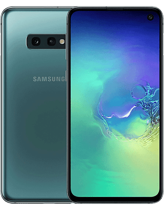 Samsung Galaxy S10E Grön