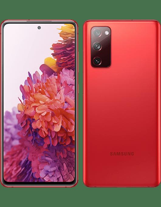 Samsung Galaxy S20 FE 4G Röd