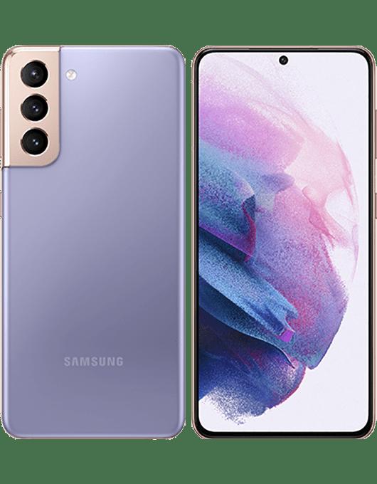Samsung Galaxy S21 5G Lila