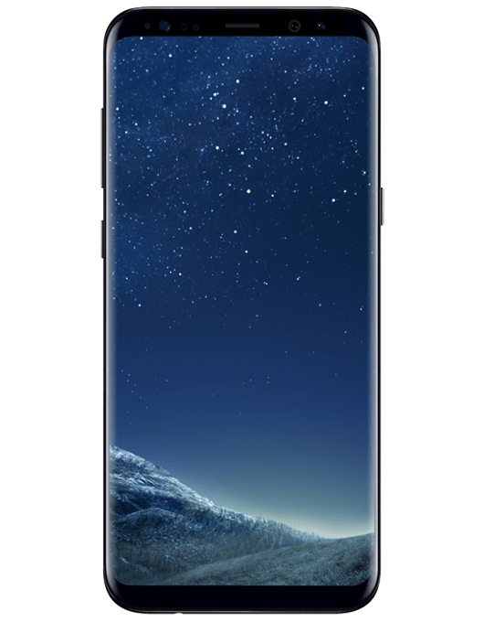 Samsung Galaxy S8 Plus Svart
