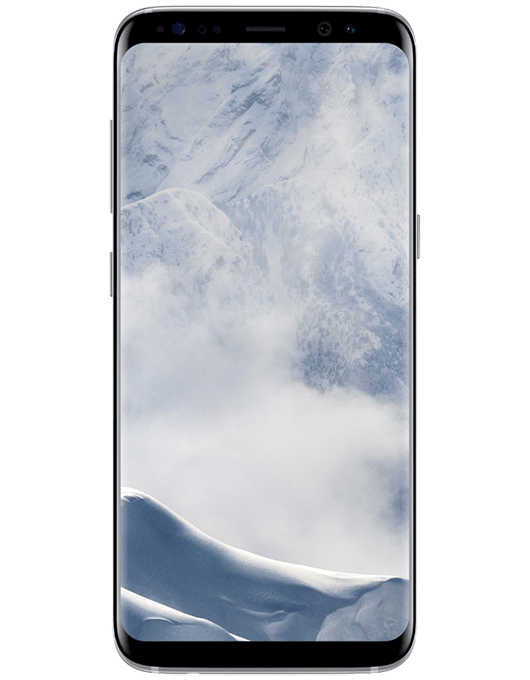 Samsung Galaxy S8 Silver