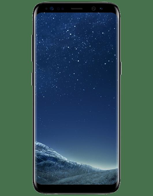 Samsung Galaxy S8 Svart