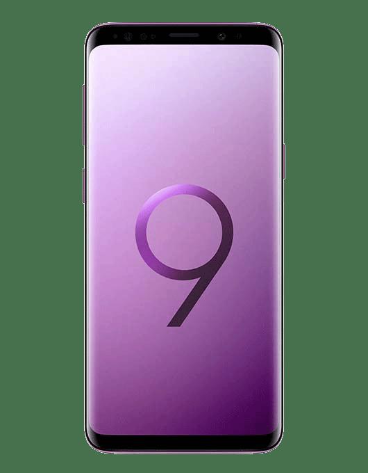 Samsung Galaxy S9 Lila