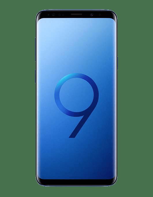 Samsung Galaxy S9 Plus Blå