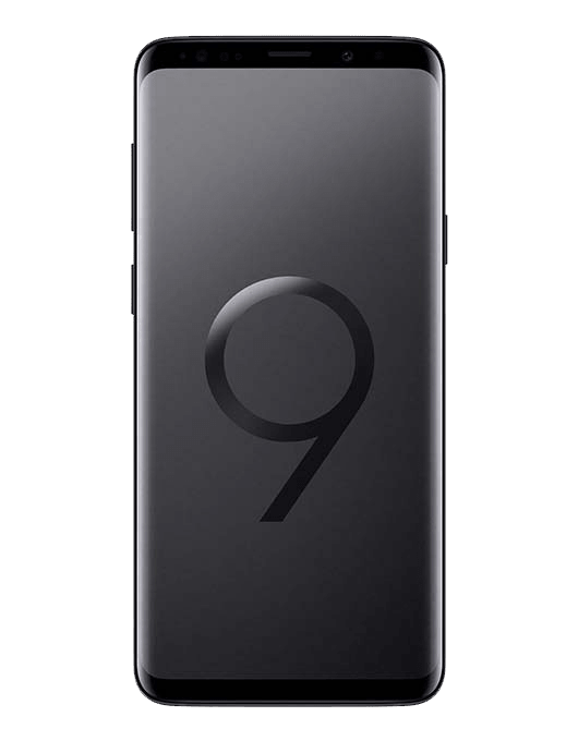 Samsung Galaxy S9 Plus Svart