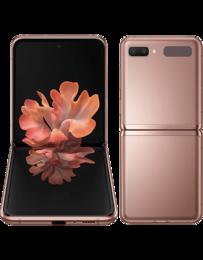 Samsung Galaxy Z Flip 5G Brons