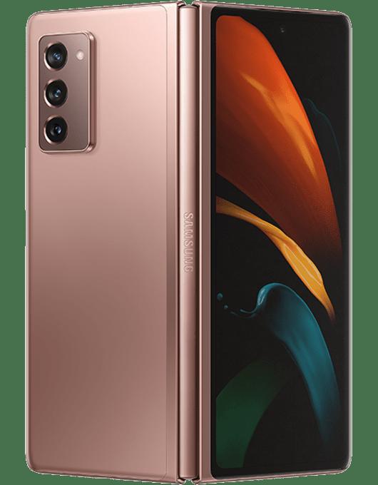Samsung Galaxy Z Fold 2 Brons