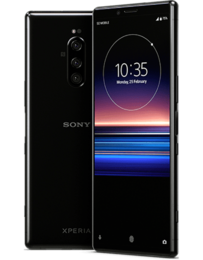 Sony Xperia 1 Svart