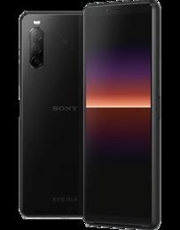Sony Xperia 10 II Svart
