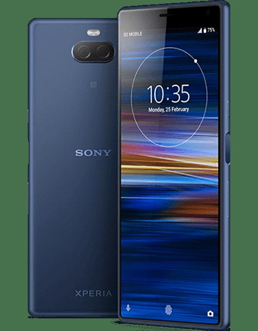 Sony Xperia 10 Blå