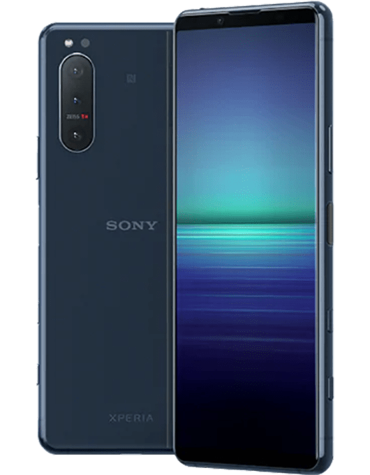 Sony Xperia 5 II Blå