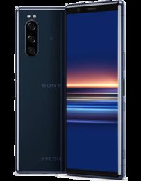 Sony Xperia 5 Blå