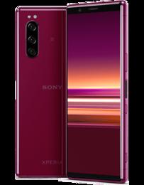 Sony Xperia 5 Röd