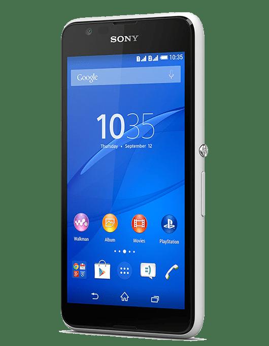 Sony Xperia E4G Vit