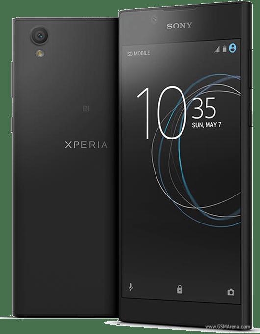 Sony Xperia L1 Svart