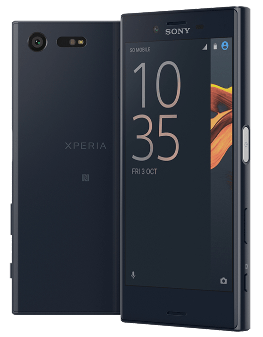 Sony Xperia X Compact Svart