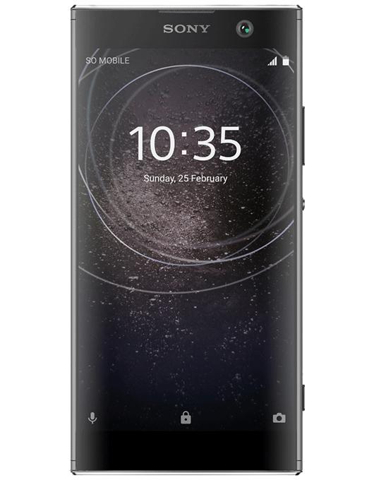Sony Xperia XA2 Svart