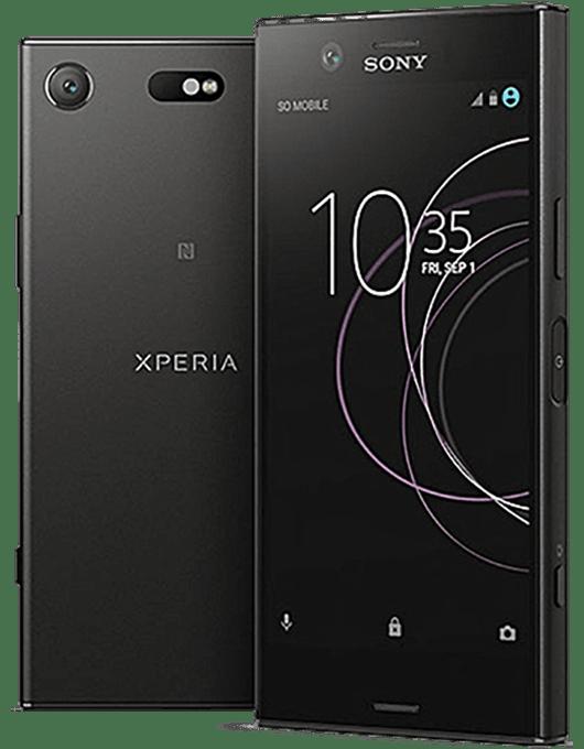Sony Xperia XZ1 Compact Svart