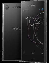 Sony Xperia XZ1 Svart