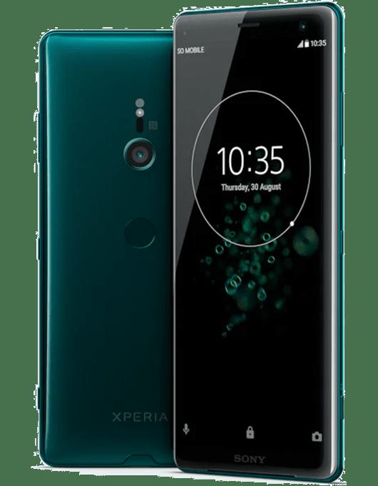 Sony Xperia XZ3 Skogsgrön