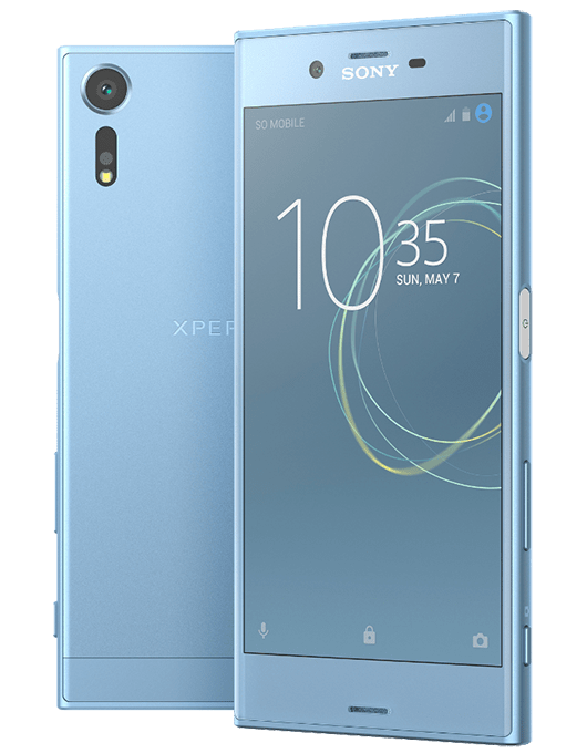 Sony Xperia XZS Blå