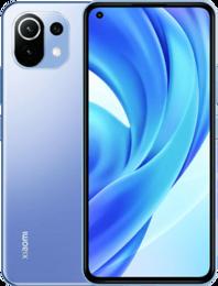 Xiaomi 11 Lite 5G NE Blå