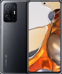 Xiaomi 11T Pro Svart