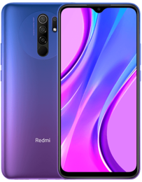 Xiaomi Redmi 9 Lila