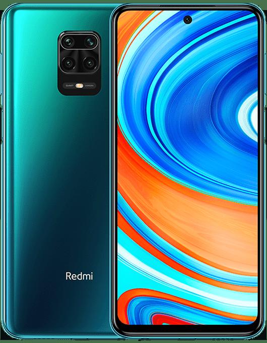 Xiaomi Redmi Note 9 Pro Blå