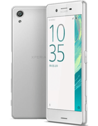 Sony Xperia X Compact Vit