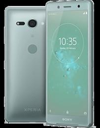 Sony Xperia XZ2 Compact Grön