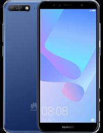 Huawei Y6 2018 Blå